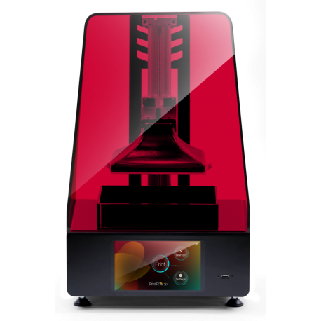 Liquid Crystal HR 2 3D Printer